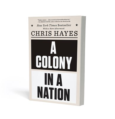 Cover of 'A Colony in a Nation'